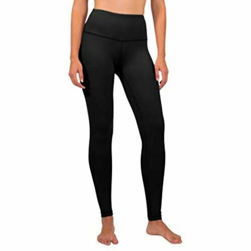 high waist power flex legging tummy control
