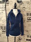 90 Degree Women's Active Blue Jacket Size Medium