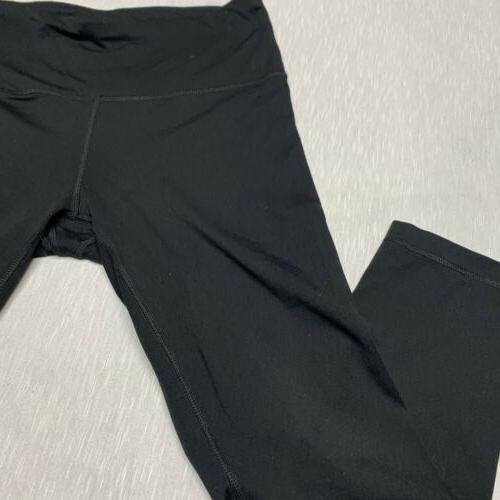 Womens Activewear Black Size Large EUC