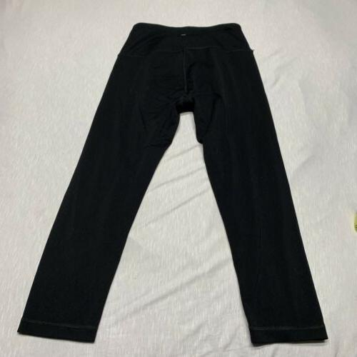 90 by Reflex Womens Activewear Leggings Size High-Waist EUC