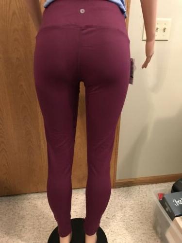Womens Maroon Activewear