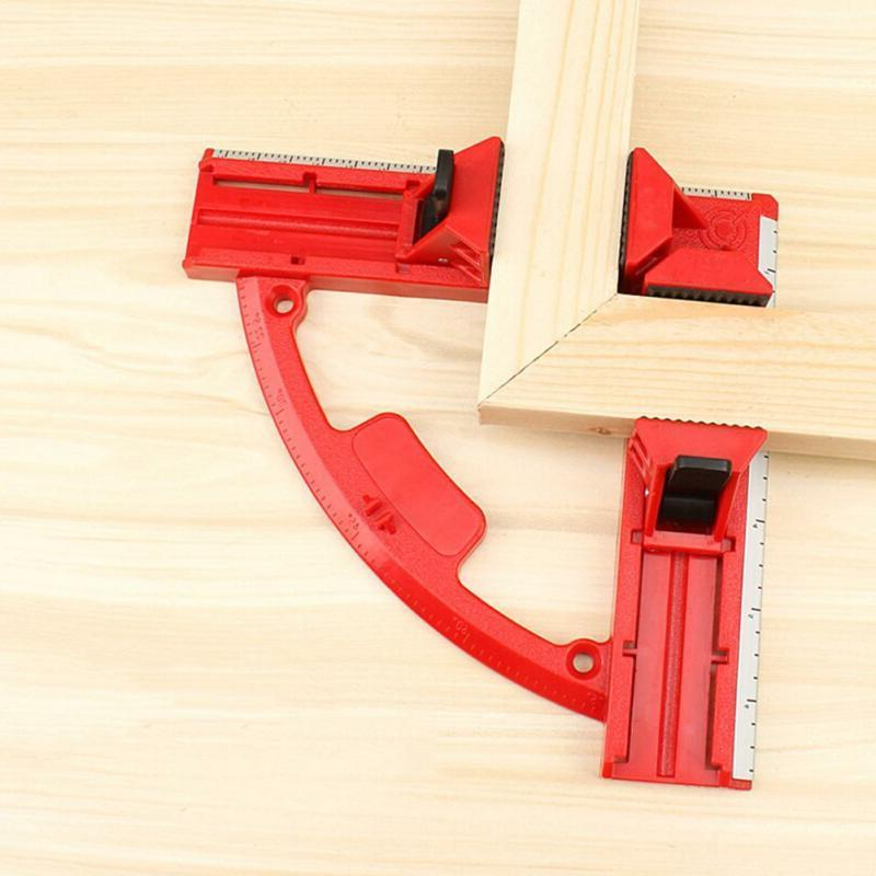Woodworking 90° Degree Right Angle Picture Frame Corner Cla