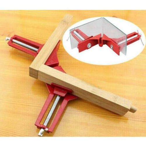 90Degree Right Angle Clip Picture Frame Corner Clamp Woodwor