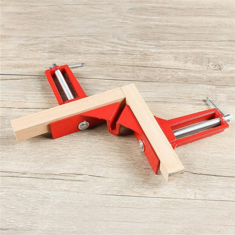 Woodworking Right Angle Picture Corner Clamp Clip