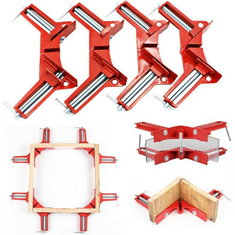 woodworking 90degree right angle picture frame corner