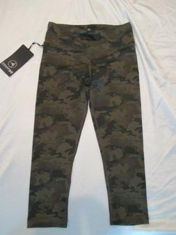 Legging Capri 90 Degree By Reflex Color Camo P#234 Style CW6
