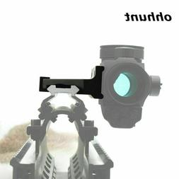 Ohhunt Low Profile 90 Degree Offset Red Dot Scope Picatinny