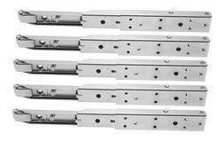 lshape spring loaded steel folding