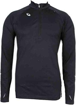 ASICS Men's Thermopolis LT Thermal Lightweight 1/2 Zip Top,