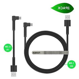 Micro USB Cable 90 Degree Android Charger Cable - Foxsun  Ny