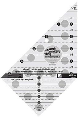 Creative Grids Multi Size 45 Degree and 90 Degree Non-slip T
