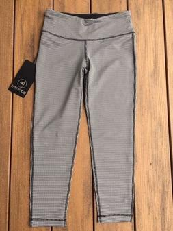 New 90 Degree Reflex Performance Capri Black White Check IPh