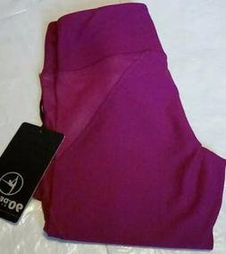 NEW 90 Degree by Reflex Prove Them Wrong Yoga Leggings Size