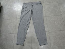NW/OT  90 Degree by Reflex Womens Lounge Pants-Color-HTR Gra