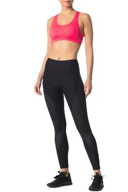 NWT 90 Degree By Reflex Colorblock High Waist Squat Proof Le