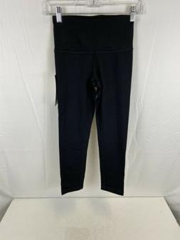 NWT 90 Degree by Reflex High Waist Power Flex Capri Legging