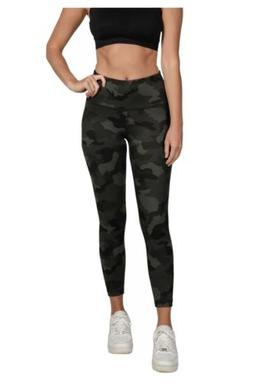 Nwt 90 degree by reflex Yoga High Waisted Camo Pants Small