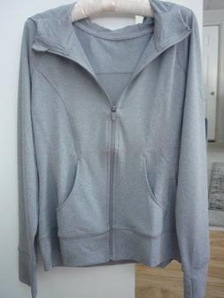 NWT~90 Degree by Reflex  Full Zip Athletic Hoodie / Jacket~S