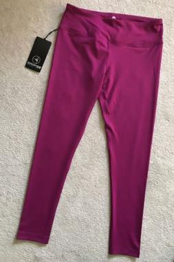NWT Women's 90 DEGREE BY REFLEX Yoga Workout Pants LEGGING