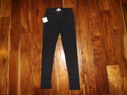 nwt womens black active exercise running pants