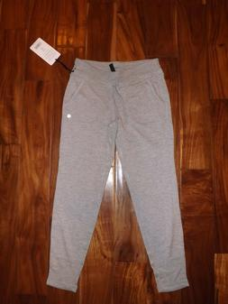 NWT Womens 90 DEGREE by Reflex Heather Gray Exercise Lounge
