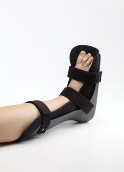 90 Degree Fixed Plantar Faciitis Splint LARGE