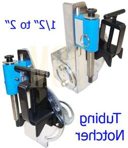 """Pipe Tube Notcher 1/2"""" to 2"""""""