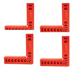 """Plastic 6"""" Angle Positioning Squares"""