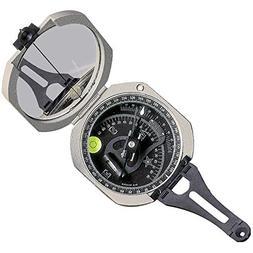 Brunton Pocket Transit International Compass with 0-360 Degr