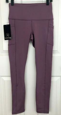 90 Degree By Reflex POLAR FLEX Fleece Lined Leggings - Tayo