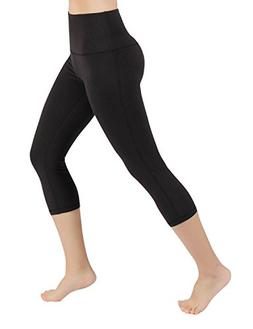 power flex high waist yoga capris tummy