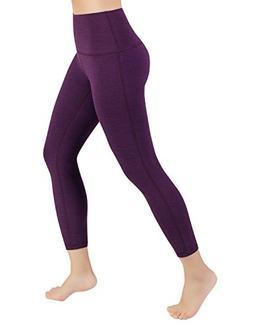 ODODOS Power Flex High-Waist Yoga Ankle Pants Tummy Control