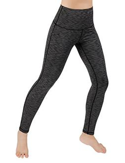 ODODOS Power Flex High-Waist Yoga Pants Tummy Control Workou