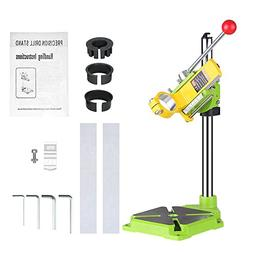 KKmoon High Precision Electric Power Drill Press Stand Table