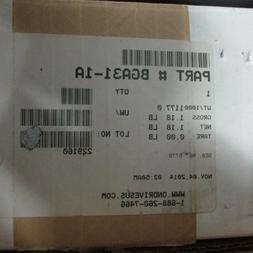 ONDRIVE RHINO GEARBOX BGA31-1A 90 DEGREE 1:1 RATIO