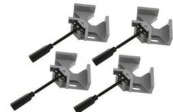 Set of 4 Corner Right Angle Vice Clamps Metal Welding Woodwo
