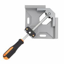 Single Handle Aluminum Alloy Right Angle Clamp 90 Degree Cor