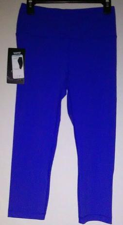 "90 Degree by Reflex TRILUX High Waist Capri 22"" Legging Roya"