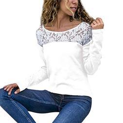 triskye casual tops long sleeves
