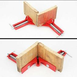 "US 90 Degree Right Angle Miter Corner Clamp 3"" Capacity Pict"