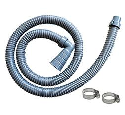 10 ft Washing Machine Discharge Hose, Universal Fit Drain Ho