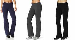Spalding Women's BootLeg Yoga Pant, 5 Colors
