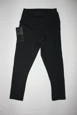 90 Degree By Reflex Women's Capri Length Leggings High Rise
