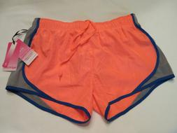 90 Degree by Reflex Womens Running Shorts Size Large NEW Lin