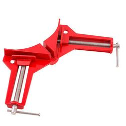 Woodworking 90 Degree Right Angle Clip Corner Clamp Picture