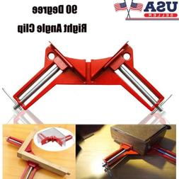 Woodworking 90Degree Right Angle Picture Frame Corner Clamp