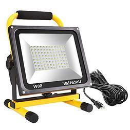 Ustellar 4500LM 50W LED Work Light , 2 Brightness Levels, Wa