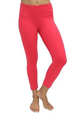 90 Degree By Reflex Yoga Capris - Yoga Capris for Women - Hi