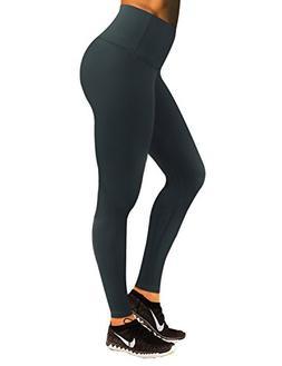 BUBBLELIME Yoga Pants Running Pants High Waist Tummy Control